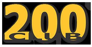 Club 200 logo