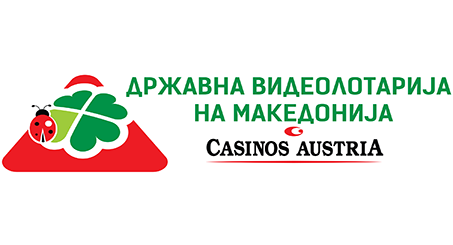 Лого на ДРЖАВНА ВИДЕОЛОТАРИЈА НА РЕПУБЛИКА МАКЕДОНИЈА ДОО, Скопје