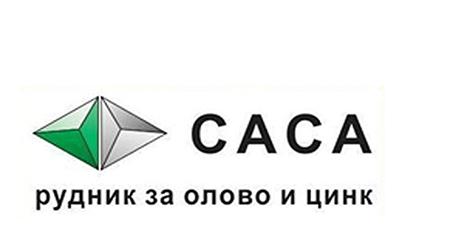 Лого на САСА ДООЕЛ, Македонска Каменица