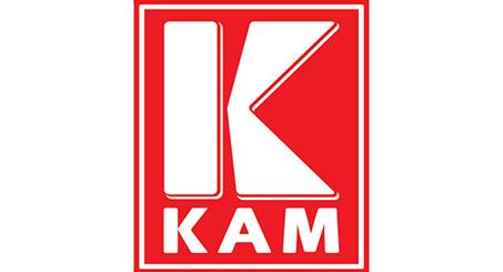 Лого на КАМ ДОО, Скопје