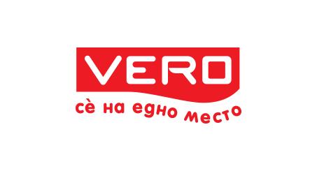 Лого на ВЕРОПУЛОС ДООЕЛ, Скопје