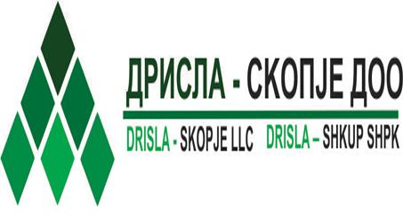 Лого на ДРИСЛА-СКОПЈЕ ДОО, Скопје