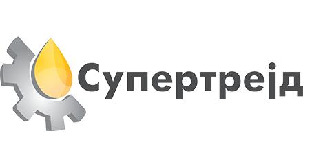 Лого на СУПЕРТРЕЈД ДООЕЛ, Скопје