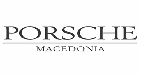 Лого на ПОРШЕ МАКЕДОНИЈА ДООЕЛ, Скопје